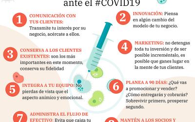 Cómo mantener el negocio ante el #COVID19