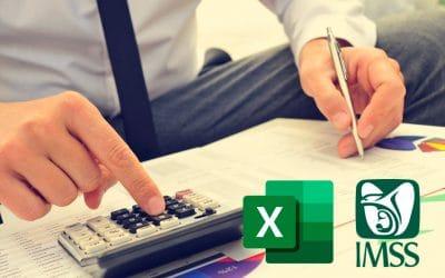 ¿Cómo calcular el costo en el IMSS por empleado?